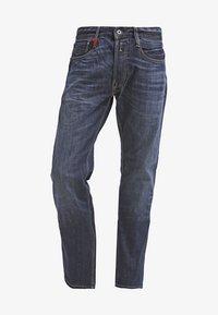 Replay - NEWBILL - Straight leg jeans - dark-blue - 5