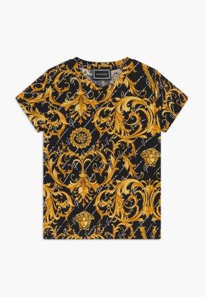 MANICA CORTA - T-Shirt print - nero