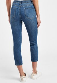 Next - Jeansy Skinny Fit - mottled blue - 1