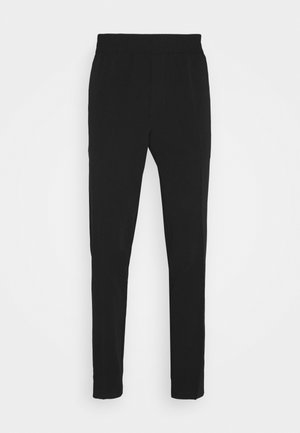 SMITHY TROUSERS  - Stoffhose - black