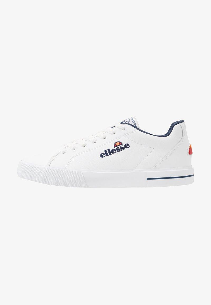 Ellesse - TAGGIA - Trainers - white/dark blue