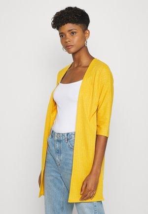 IHCILO - Cardigan - golden yellow