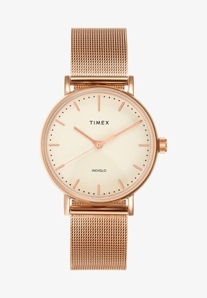 FAIRFIELD  - Watch - rosegold-coloured