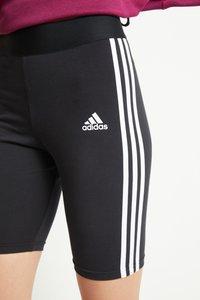 adidas Performance - SHORTS - Collant - black/white - 6
