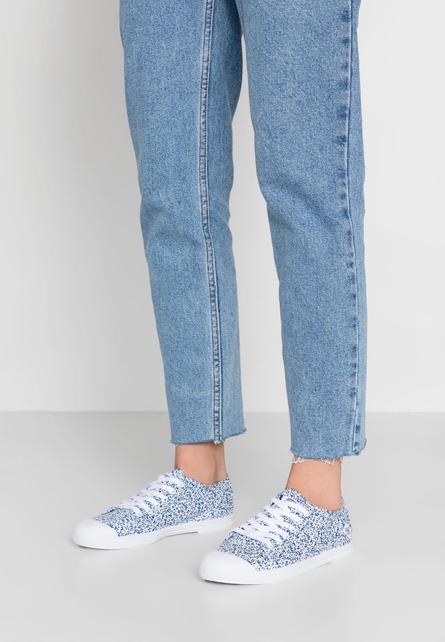 BASIC - Sneakers basse - liberty blue