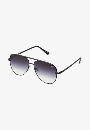 HIGH KEY MINI - Sunglasses - black
