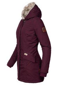 Navahoo - CRISTAL - Winter coat - burgundy - 3