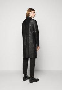 Bally - Classic coat - black - 2