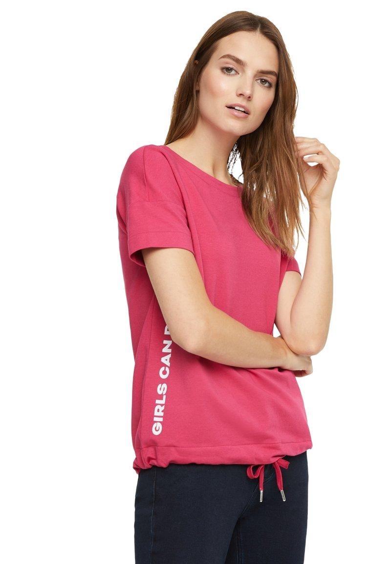 comma casual identity - Sweatshirt - pink