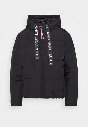 EMIENNE - Winter jacket - black