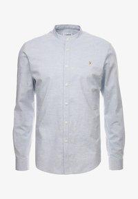 Farah - STEEN GRANDAD - Shirt - steel blue - 4