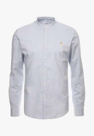 STEEN GRANDAD - Shirt - steel blue