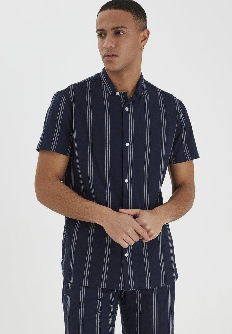 Tailored Originals - Shirt - dark sapphire