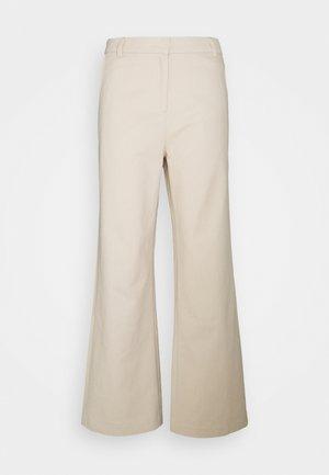 LEA - Trousers - cloud cream