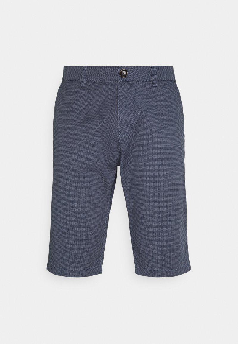 TOM TAILOR - JOSH  - Shorts - grey blue
