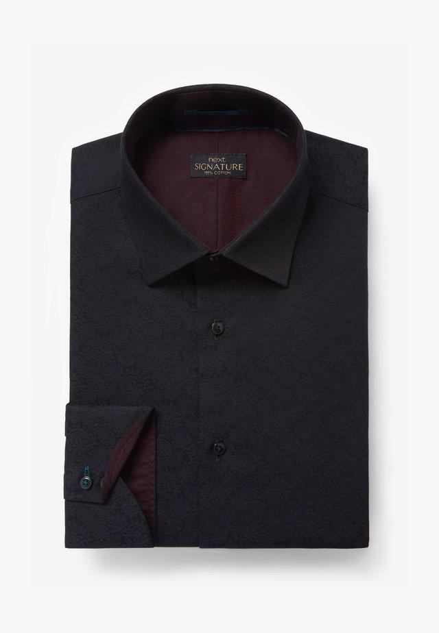 Formální košile - dark blue