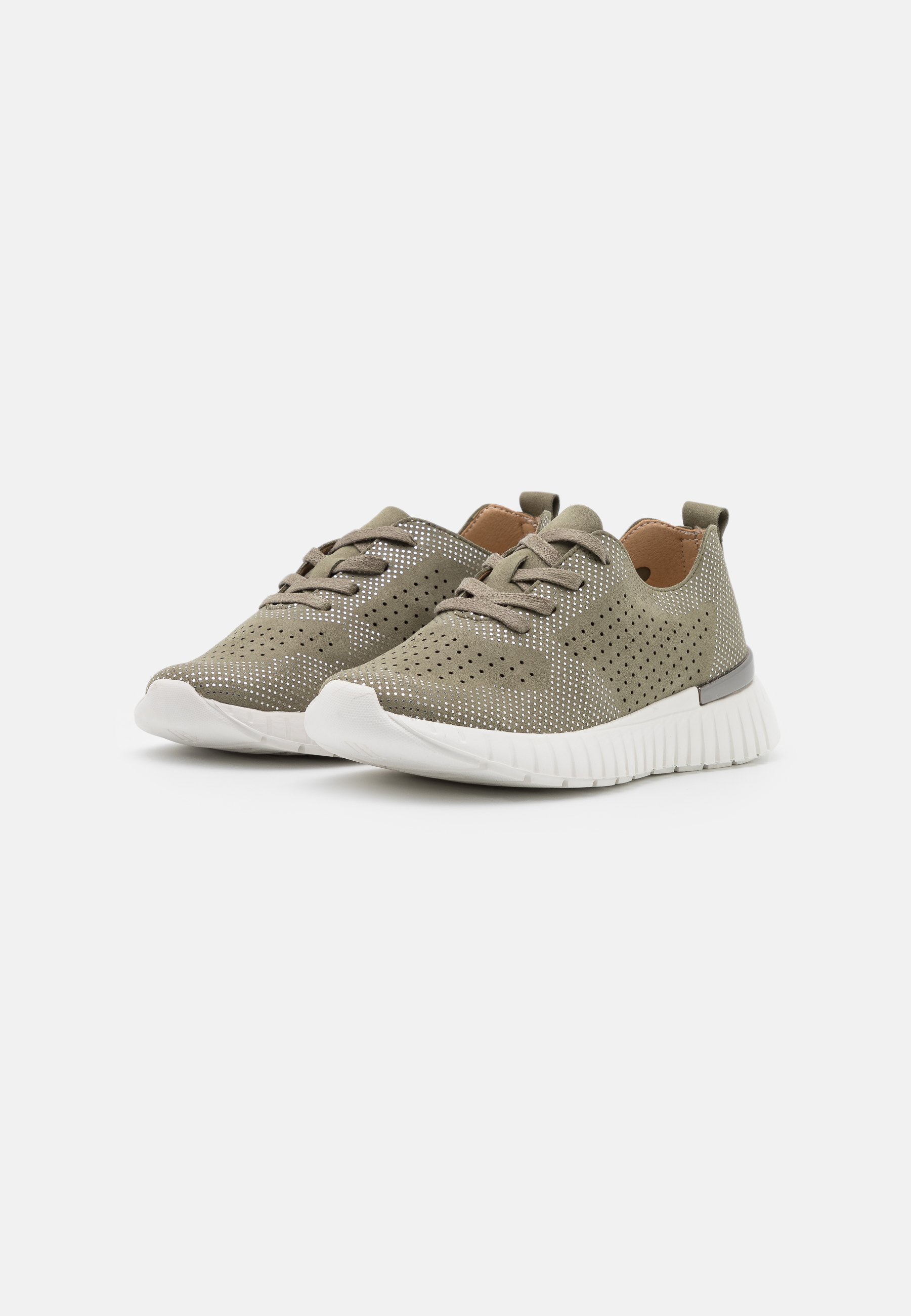 Ilse Jacobsen TULIP Sneaker low army/oliv
