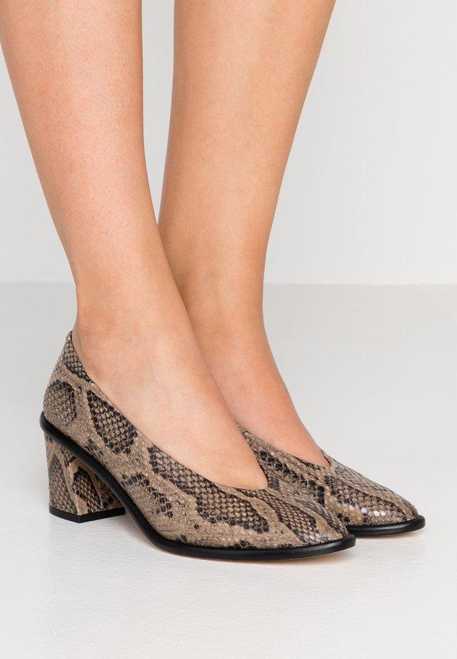BERNADETTE - Classic heels - taupe