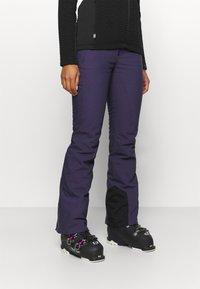 Bogner Fire + Ice - BORJA - Snow pants - purple - 0