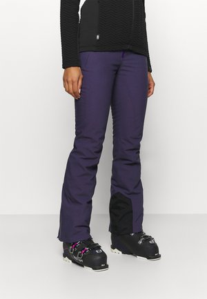 BORJA - Snow pants - purple