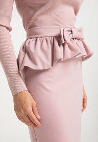 faina - Pencil skirt - rosa - 3