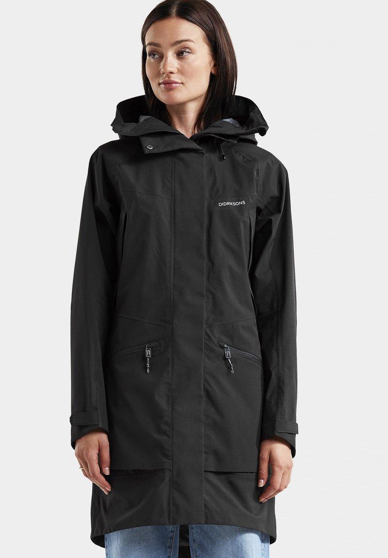Didriksons - ILMA WNS - Winter coat - black