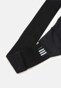 adidas Originals - TRICOLOR WAISTBAG UNISEX - Bæltetasker - black - 3
