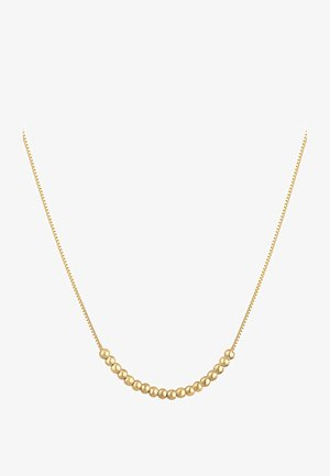 KOMBINIERBAR - Necklace - gold-coloured