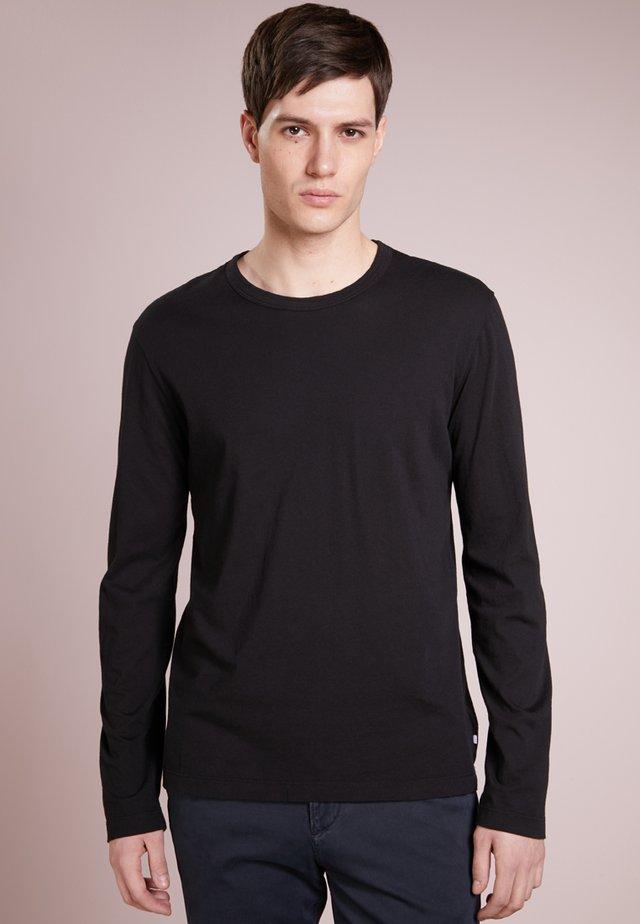 CREW - Langarmshirt - black