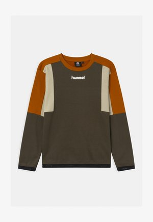 SANDER UNISEX - Sweater - black olive