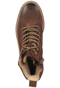 Paul Green - Lace-up ankle boots - dunkelbraun - 1