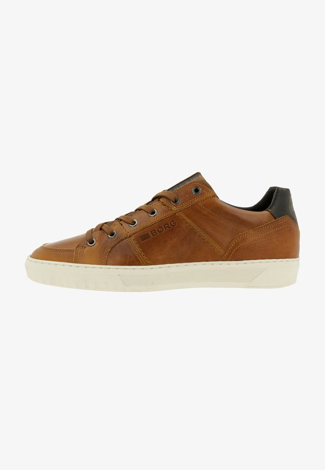 SNEAKER COLLIN LEA - Sneakers laag - tan
