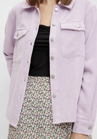 Pieces - Camisa - orchid bloom - 3