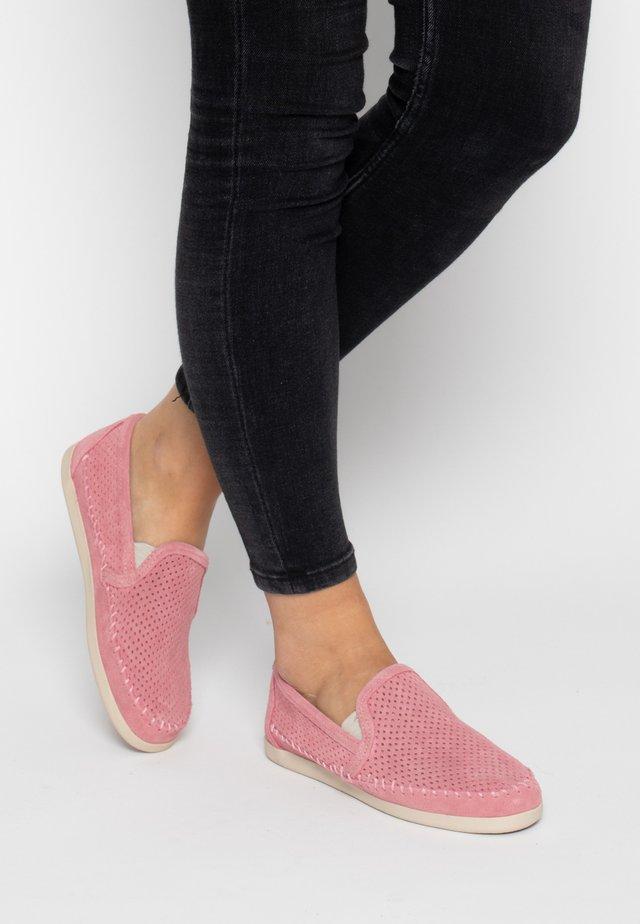 PACIFIC  - Slip-ons - pink