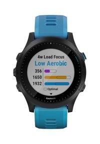 """Garmin - GARMIN GPS-LAUFUHR SET """"FORERUNNER 945 TRI BUNDLE"""" - Smartwatch - black - 6"""