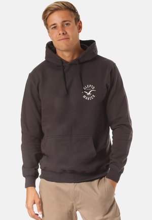 GAMES - Kapuzenpullover - black