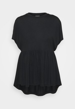 JDYURBAN GABRIELLA - Camiseta estampada - black