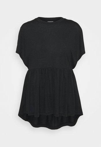 JDYURBAN GABRIELLA - Print T-shirt - black