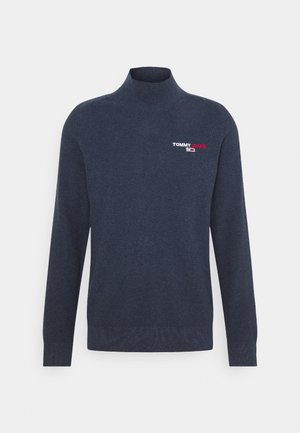 TJM SMALL LOGO SWEATER - Pullover - twilight navy heather