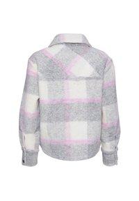 Noella - VIKSA - Summer jacket - light grey pink - 3