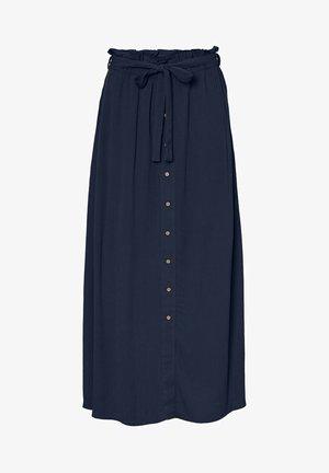 VMNAOMI - A-line skirt - navy blazer