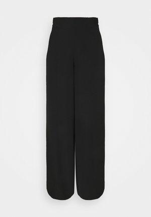 CYPRESS - Trousers - black