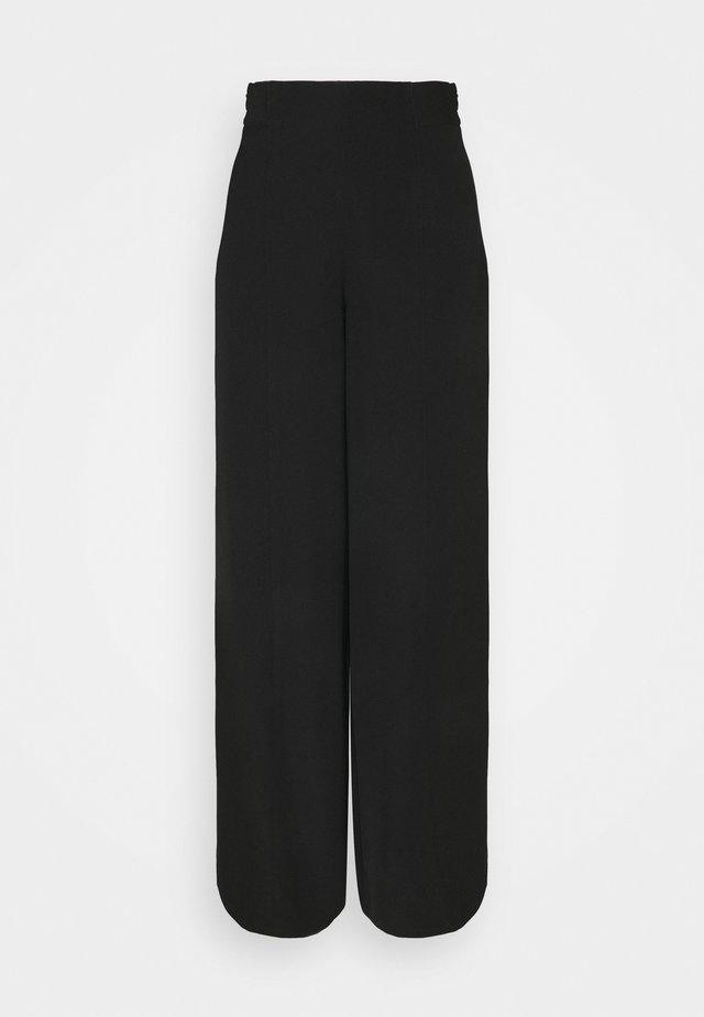 CYPRESS - Pantalon classique - black
