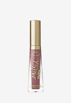 MELTED MATTE LIQUIFIED MATTE LONG WEAR LIPSTICK - Liquid lipstick - finesse