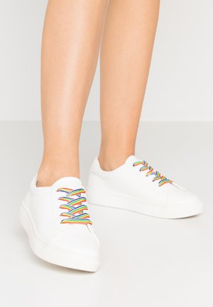 PRIDE - Sneakers - white