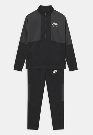 AIR TRACKSUIT UNISEX - Chándal - black/anthracite/white