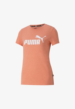 T-shirt imprimé - georgia peach heather