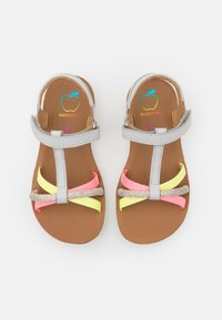Shoo Pom - GOA SALOME - Sandals - light grey/fluo - 3