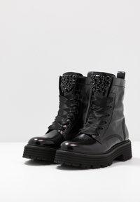 Kennel + Schmenger - POWER - Platform ankle boots - schwarz - 4