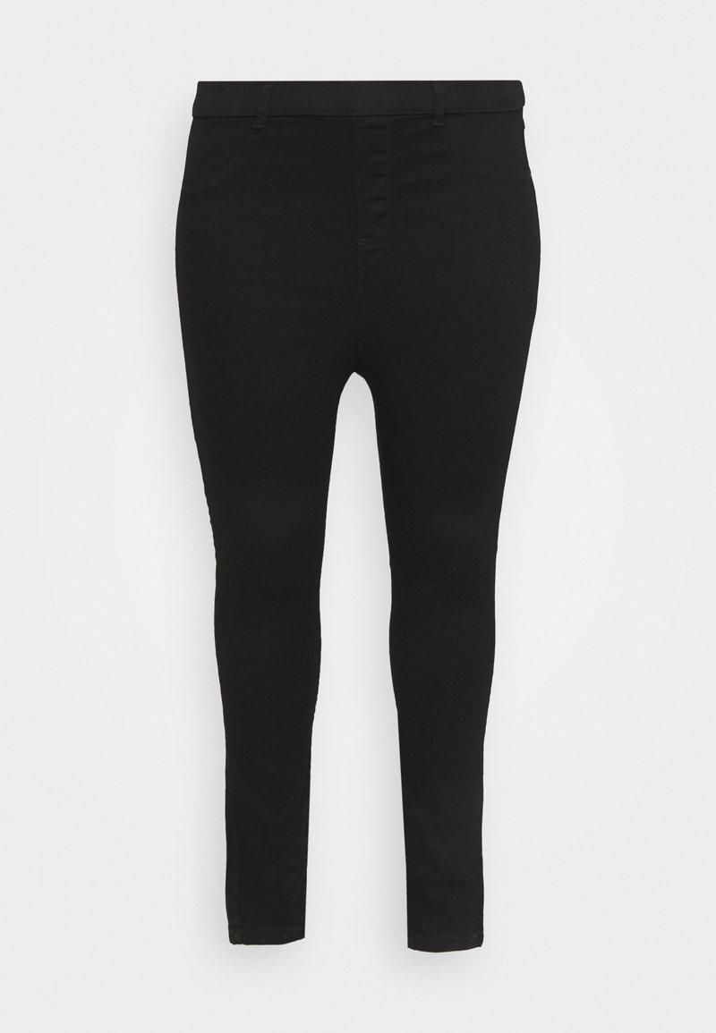 Dorothy Perkins Curve - PREMIUM EDEN - Slim fit jeans - black